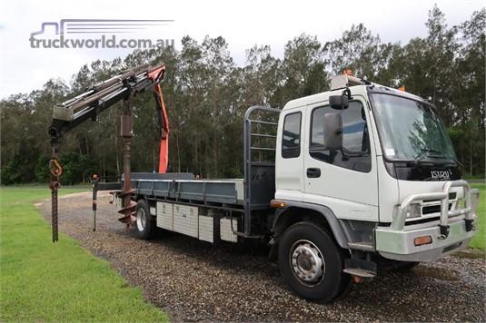2005 Isuzu FVD 950 - Trucks for Sale