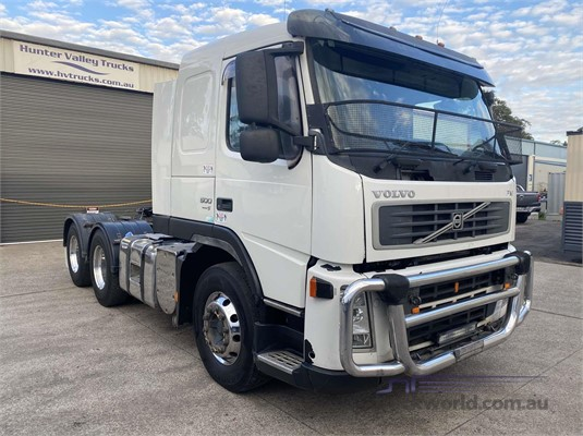 2010 Volvo FM500 - Trucks for Sale