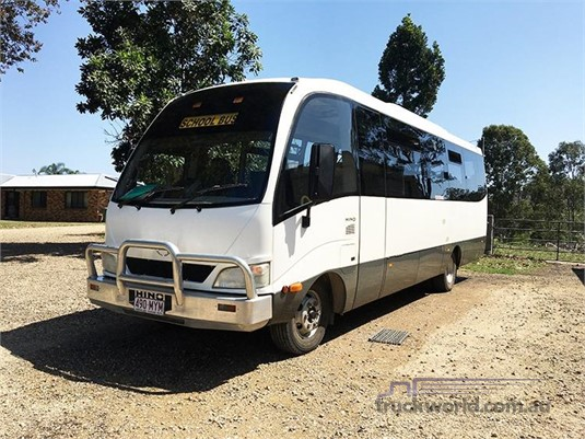 2010 Hino RB8 Bill Slatterys Truck & Bus Sales - Buses for Sale
