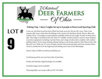 WDFO Annual Fundraiser Auction