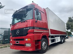 MERCEDES-BENZ ACTROS 1840  used