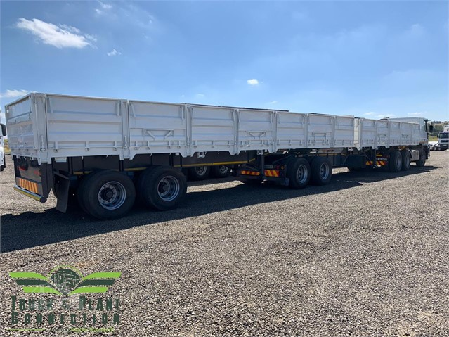 1996 Sa Truck Bodies For Sale In Krugersdorp Gauteng South Africa Truckpaper Com