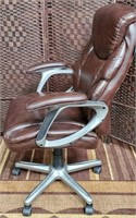 C - BEAUTIFUL SERTA OFFICE CHAIR - SEE PICS 4 COND