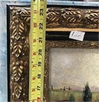 122 - BEAUTIFUL FRAMED WALL ART