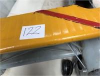 122 - METAL AIRPLANE - SEE PICS
