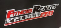 351 - FITNESS REALITY X CLASS SIT DOWN CYCLE