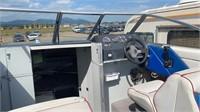 1993 BAYLINER 2302 Trophy Cuddy Cabin