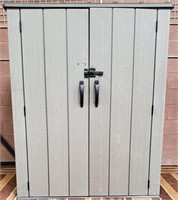 C - OUTDOOR STORAGE SHED
