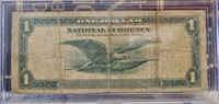 1914 FEDERAL RESERVE $1 DOLLAR BANK NOTE