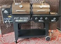 PIT BOSS PRO SERIES GAS GRILL & SMOKER