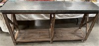 43 - NEW WMC CONSOLE TABLE