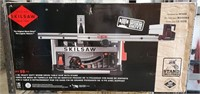 "SKILSAW SPT99-12 10"" HEAVY DUTY TABLE SAW W/STAND"