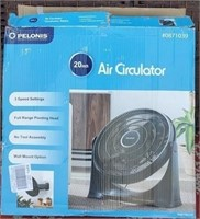 "C - PELONIS 20"" AIR CIRCULATOR FAN"