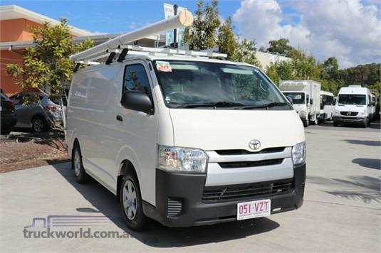2015 Toyota HIACE - Trucks for Sale