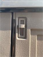 LG STORAGE SHED WITH TOP/BOTTOM DOOR LOCKS (B)