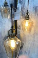 43 - NEW WMC 3 LIGHT FLOOR LAMP