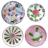 Sample of paperweights
