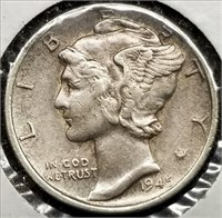 Tuesday, March 24th 600+ Lot Marcus Griffin Coin Collection