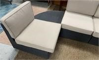 C - NEW BEAUTIFUL PATIO SECTIONAL ''SEE PICS""