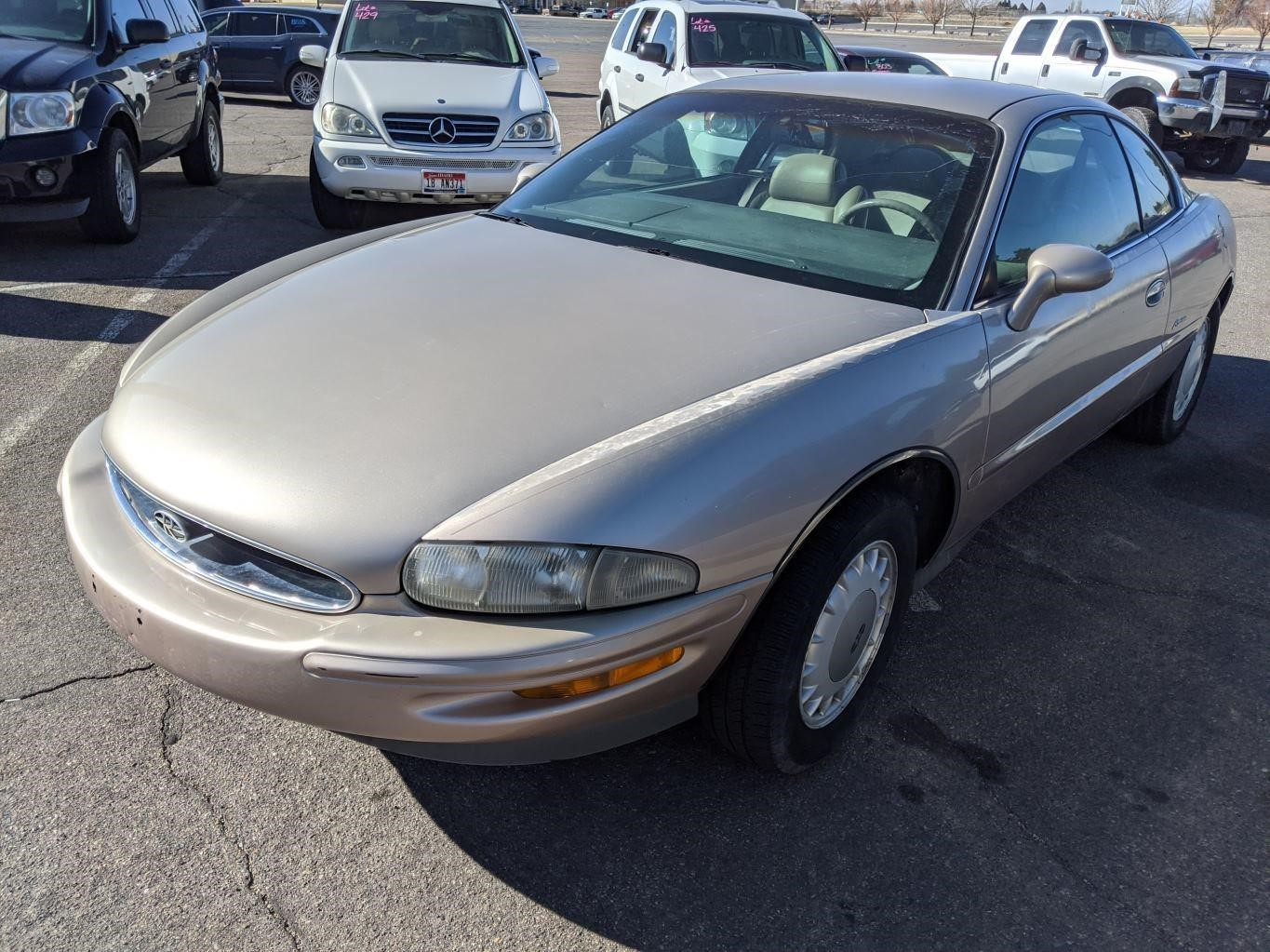 1995 buick riviera prime time auctions auctions