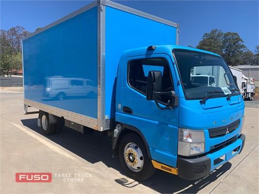 2012 Fuso Canter 715 Wide Taree Truck Centre - Trucks for Sale