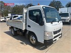 2015 Fuso Canter Tipper