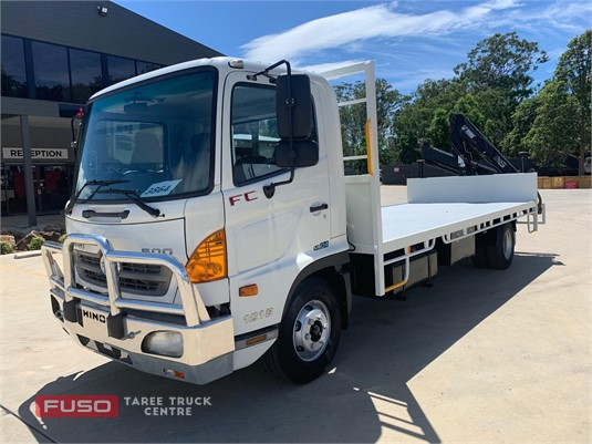 2008 Hino other Taree Truck Centre  - Trucks for Sale