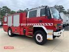 1996 Isuzu other Emergency Vehicles