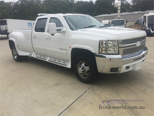2007 Chevrolet Silverado HD3500 - Light Commercial for Sale