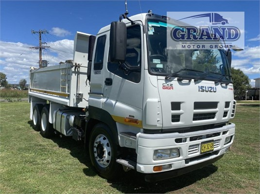 2013 Isuzu Giga CXY 455 Premium Grand Motor Group - Trucks for Sale