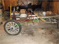 Model T Chassis Speedster
