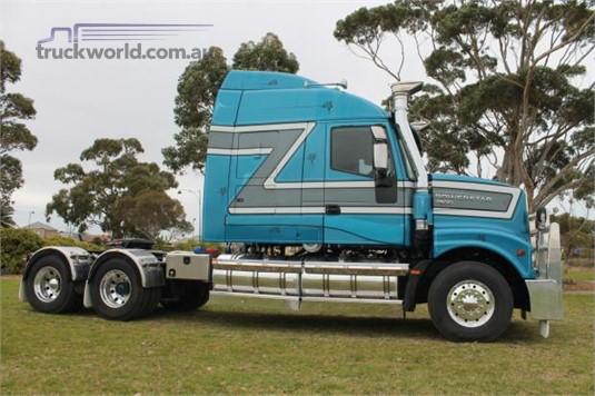2015 Iveco Powerstar 7800 - Trucks for Sale