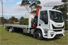 Iveco EUROCARGO 160-280 Flat Top Trucks|Table / Tray Top