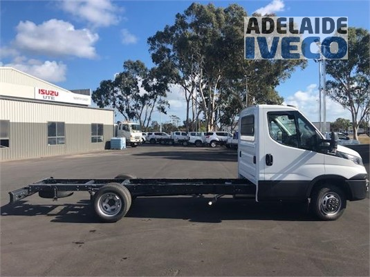2019 Iveco Daily 50c17 Adelaide Iveco - Trucks for Sale