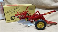 Tru-Scale D-404 Plow with Box