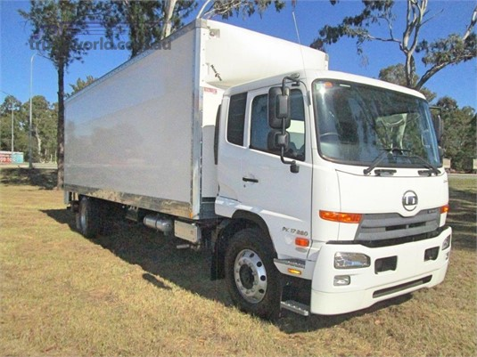2016 UD Condor Pk17.280 - Trucks for Sale