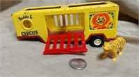 7 Toys, Tonka & Buddy L Circus