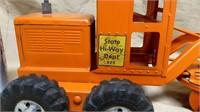 Tonka State Hi-Way Dept 975 Grader