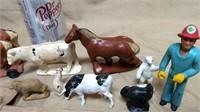 Auburn, Britains - Animals & Equip.