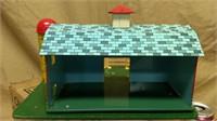 Ohio Art 195D Small Barn Set w/Box