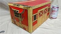 Marx Metal Farm Set with Box