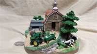 Danbury Mint JD Pasture Farms