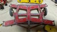 Lot Metal Toys and Repair Parts