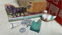 Anchor Toy Wood Barn & Box