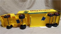 """Aero Mayflower Plastic Truck/Trailer"""