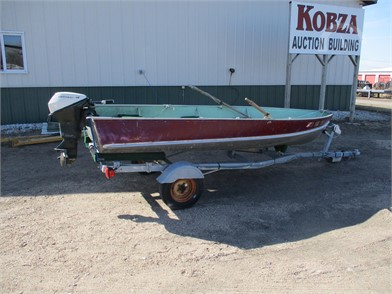 Lund Boats Auction Results 4 Listings Auctiontime Com Page 1 Of 1