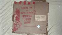 Borden's, Post & Ringling Items