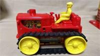 Marx Magic Barn & Plastic Tractor