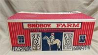 Snoboy Apple Box with Animals