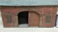 Wood Silver Quill Farm Barn **